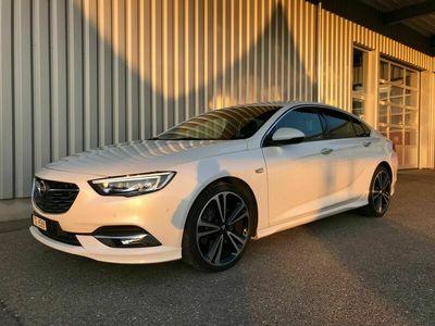 gebraucht Opel Insignia B Grand Sport 2.0 Turbo 4x4