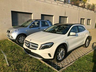 gebraucht Mercedes GLA200 GLA-Klasse Mercedes Benz GLA 200 EC Automat GLA-Klasse Mercedes BenzEC Automat
