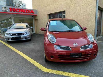 gebraucht Nissan Micra 1.4 i-Way