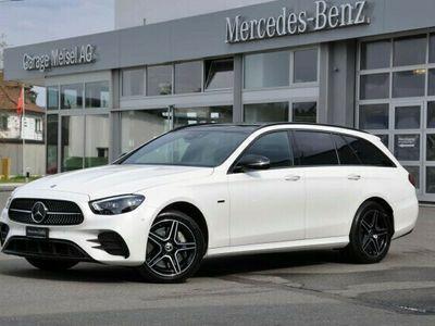 gebraucht Mercedes E300 AMG Line 4matic Kombi