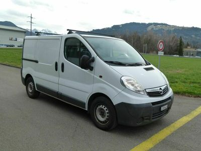 gebraucht Opel Vivaro Vivaro 2.0 CDTI 2.7t L1H12.0 CDTI 2.7t L1H1