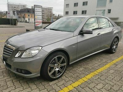 gebraucht Mercedes E250 E-Klasse Mercedes benzCDI