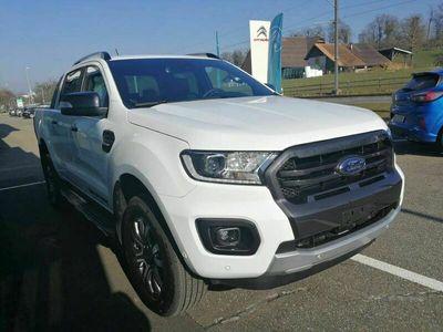 gebraucht Ford Ranger Ranger DKab.Pick-up 2.0 EcoBluDKab.Pick-up 2.0 EcoBlu