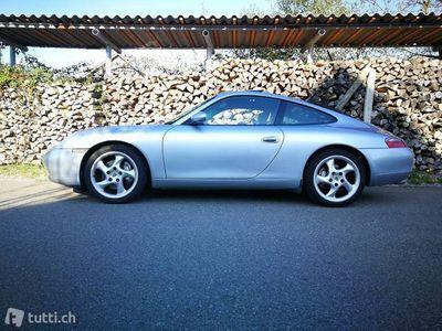 gebraucht Porsche 911 Carrera 4 996in sehr gutem Zustand JG 2001