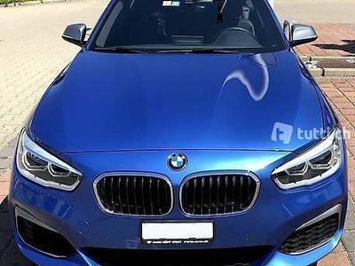 gebraucht BMW M140 1erxDrive Voll Nav Facelift Leder SHZ Kamera PDC BTC