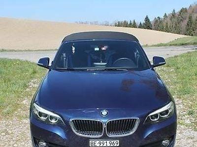 gebraucht BMW 218 2er Zu verkaufen i Cabriolet