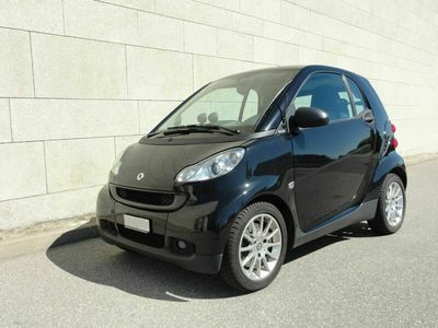 gebraucht Smart ForTwo Coupé Fortwo pulse mhd softip frisch ab MFKpulse mhd softip frisch ab MFK