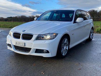 gebraucht BMW 318 3er i Kombi Facelift M-Paket frisch ab mfk 04.12.2020
