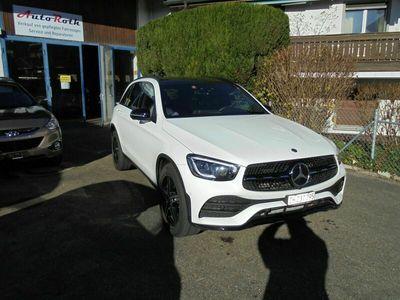 gebraucht Mercedes GLC300 GLC-Klasse 2019AMG Line 4Matic 9G-Tronic Neues Modell