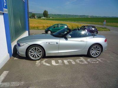 gebraucht BMW Z4 Z89 Roadster 2.3i sDrive