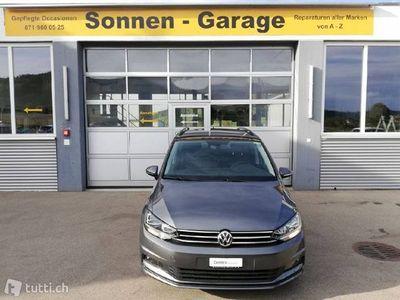 gebraucht VW Touran 2.0 TDI BlueMotion Technol Comfortlin...