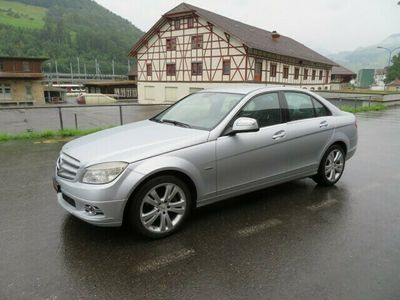 gebraucht Mercedes C300 (280) Avantgarde 4Matic 7G-Tronic