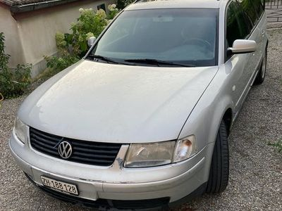 gebraucht VW Passat V6 4MOTION