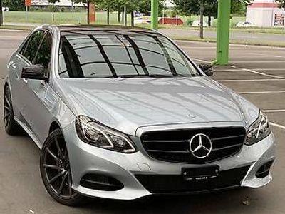 gebraucht Mercedes 250 E-Klasse Mercedes BenzDiesel 4 M 7 Gang Tronik AMG OPTIK