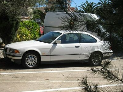 gebraucht BMW 323 3er i A Coupé Sport Edition