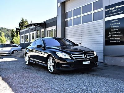 gebraucht Mercedes CL500 **AMG-PAKET** 4Matic 7G-Tronic