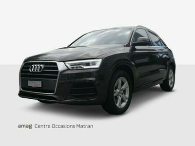 gebraucht Audi Q3 1.4 TFSI ultra sport