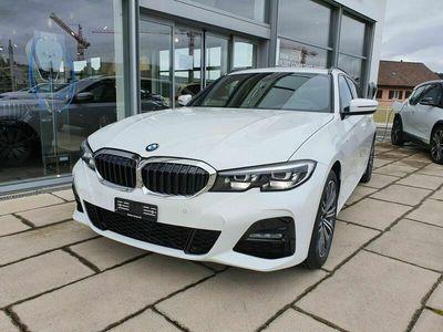 gebraucht BMW 320 d xDrive Touring Pure M Sport Steptronic