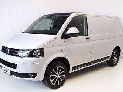 gebraucht VW Transporter T5EDITION 2.0TDI DSG AHK 2xPDC GRA