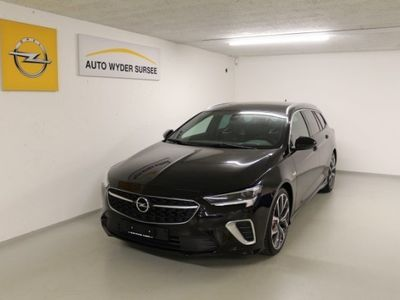 gebraucht Opel Insignia Sports Tourer 2.0 T GSi AWD