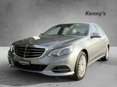 gebraucht Mercedes E350 E-KlasseCDI BlueTec Elegance