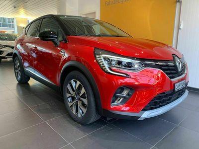 gebraucht Renault Captur 1.6 E-Tech Intens EDC
