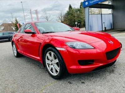 gebraucht Mazda RX8 RX-8 AB MFK: 01.2020 KM: 110200AB MFK: 01.2020 KM: 110200