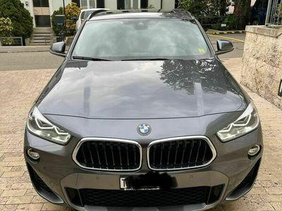 gebraucht BMW X2 2erxDrive 20d M Sport X