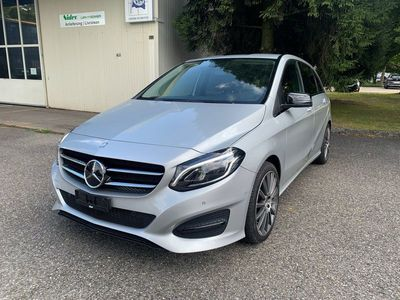 gebraucht Mercedes B200 CDI AMG Line 4Matic 7G-DCT