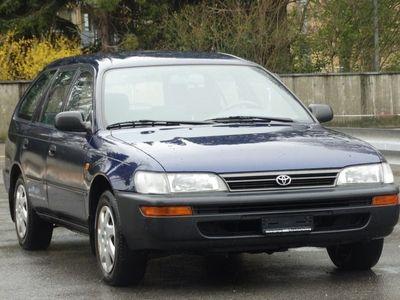 gebraucht Toyota Corolla Sportswagon 1.8 XLi 4x4