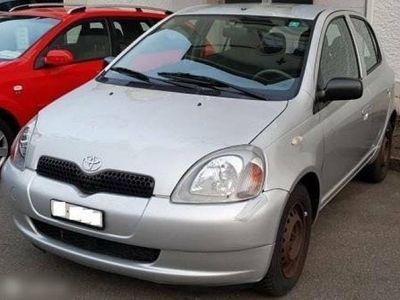 gebraucht Toyota Yaris A saisir: 1.0L, Expertisée, Seulement 85000Km.