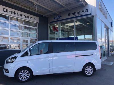 gebraucht Ford Custom TourneoTourneo C Bus 310 L2 2.0 TDCi 130 Titanium