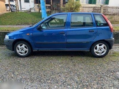 gebraucht Fiat Punto 60 S mit Schiebedach zu verkaufen
