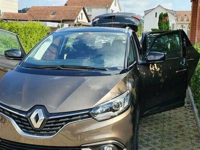gebraucht Renault Grand Scénic 1.6 dCi Zen