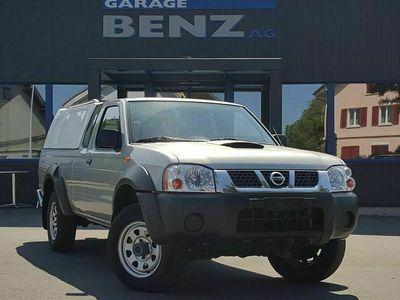 gebraucht Nissan King Cab Pick-up 2.5 Di 4x4