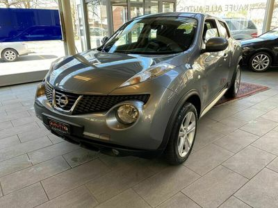 gebraucht Nissan Juke Juke 1.6 acenta Xtronic CVT1.6 acenta Xtronic CVT