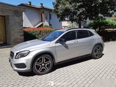 gebraucht Mercedes GLA250 GLA-Klasse MercedesAMG