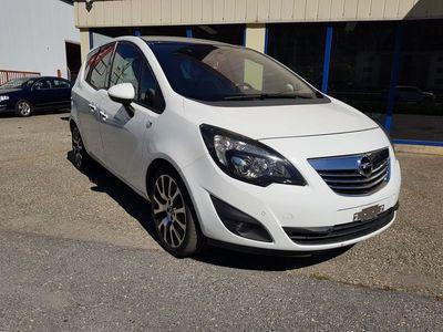 gebraucht Opel Meriva 1.4 Turbo Anniversary Edition