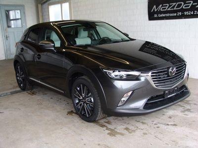gebraucht Mazda CX-3 1.5 D Revolution AWD AT LW
