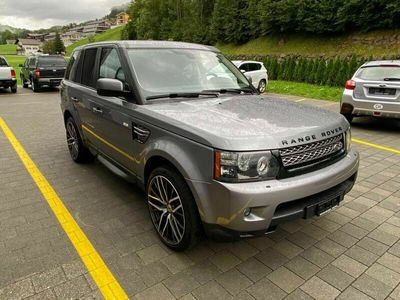 gebraucht Land Rover Range Rover Sport 3.0 TDV6 S Automatic