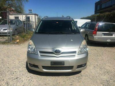 gebraucht Toyota Corolla Verso 2.0 D-4D Linea Sol
