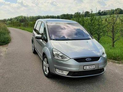 gebraucht Ford Galaxy 2.3i Titanium Automatic