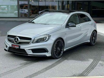gebraucht Mercedes A45 AMG A-Klasse A 45 AMG 4Matic Speedshift 7G-DCT A-Klasse4Matic Speedshift 7G-DCT