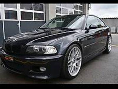 gebraucht BMW M3 Handgeschaltet frisch ab Mfk