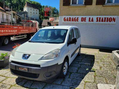 gebraucht Peugeot Partner 1.6 Trendy