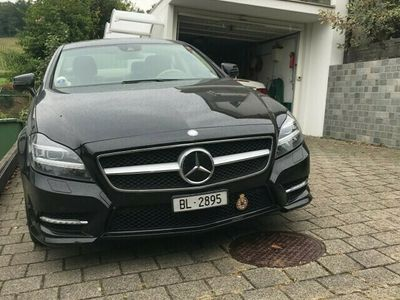 gebraucht Mercedes CLS350 BlueTEC Executive 4Matic 7G-Tronic