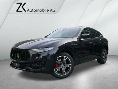 gebraucht Maserati Levante Levante D 3.0 V6 Black Edition* AutomaticaD 3.0 V6 Black Edition* Automatica
