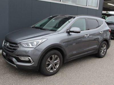 gebraucht Hyundai Santa Fe 2.2CRDI Ver. 4WD
