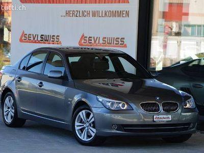 gebraucht BMW 525 xd Steptronic