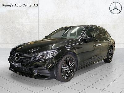 gebraucht Mercedes C220 C-Klassed AMG Line 4Matic Kombi